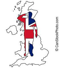 British Salute
