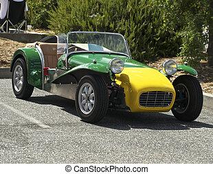 British Sports Car 1