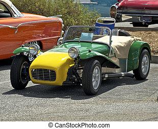 British Sports Car 2
