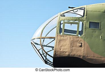 British WW2 Bomber - Military Equipment from World War 2.