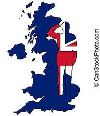 brits, groet