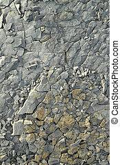brittle stone detail