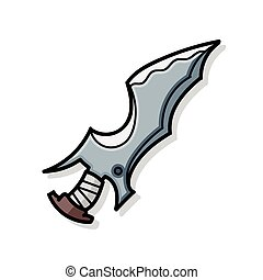 broń, doodle