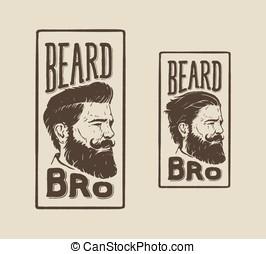 bro, barbe