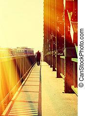 bro, korsning