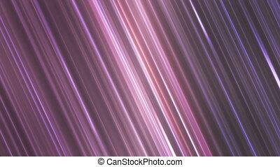 Broadcast Back Slant Hi-Tech Lines, Purple, Abstract, Loopable, HD