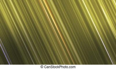 Broadcast Back Slant Hi-Tech Lines, Yellow, Abstract, Loopable, HD