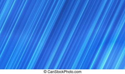Broadcast Forward Slant Hi-Tech Lines, Blue, Abstract, Loopable, HD