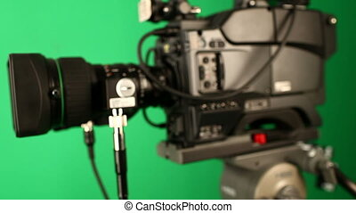 Broadcast HD Video Camera