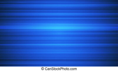 Broadcast Horizontal Hi-Tech Lines, Blue, Abstract, Loopable, 4K