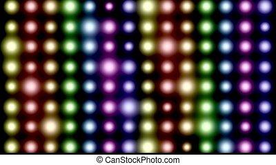 Broadcast Stage Lights