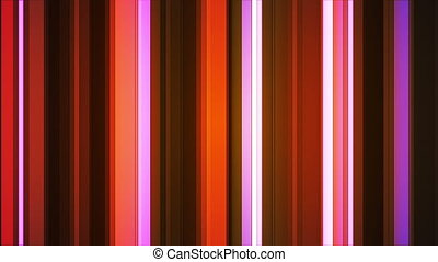 Broadcast Twinkling Hi-Tech Bars, Multi Color, Abstract, Loopable, HD
