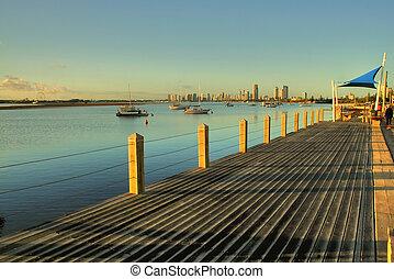 Broadwater Boardwalk