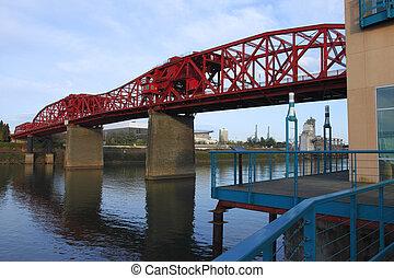 broadway, bridge.