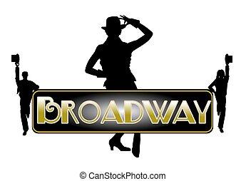 broadway, concept