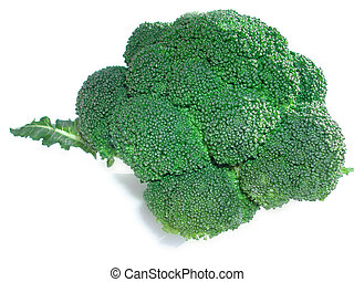 Broccoli - A fresh green broccoli