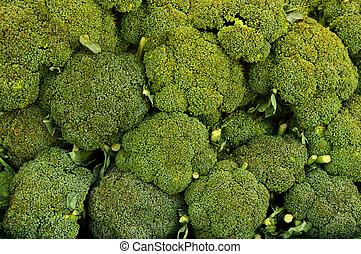 Broccoli Background