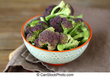 Broccoli in a bowl