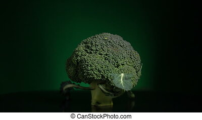 Broccoli turning loopable - Very useful for food and...