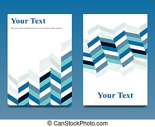brochure background design
