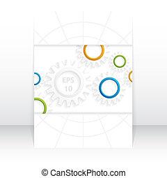 brochure, business
