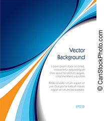 Brochure Cover - This image is a vector illustration and can...