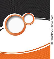 Brochure design - Stylish presentation of business poster, ...