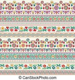 broderi, mønster, 13, ungarsk