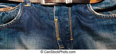 broek, jeans