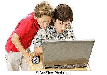 broers, online