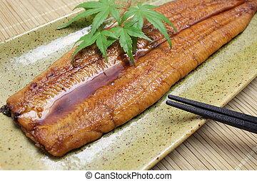 Broiled eels - japanesefood