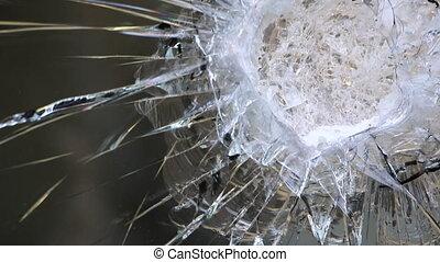 broken glass - Shot of broken glass