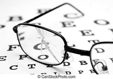 broken glasses 2