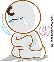 broken hart sad