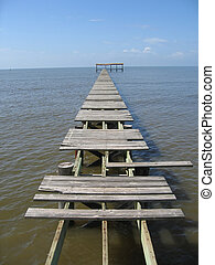 Pier - Broken Pier