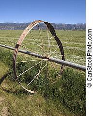 Broken Wheel Line