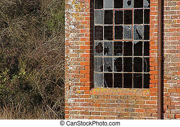 Broken window 5501