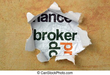 Broker concept