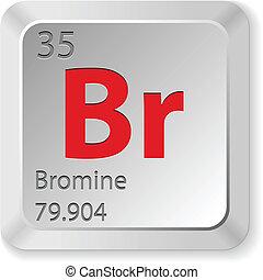bromine element