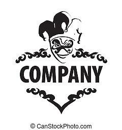 bromista, logotipo