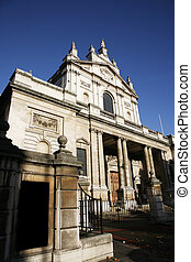 Brompton Oratory is a Roman Catholic church in South...