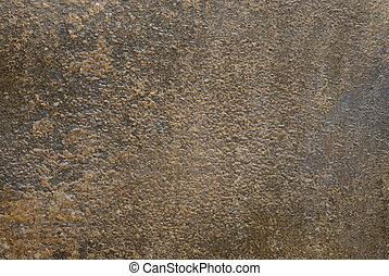 bronce, texture.