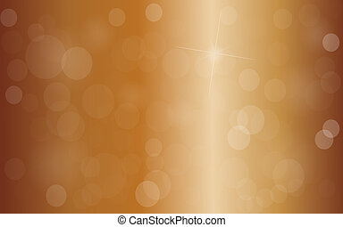 Bronze abstract background - Bronze sparkling and bright...