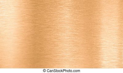bronze, cobre, metal, ou, textura