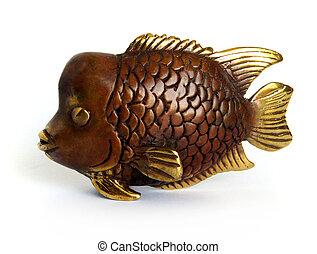 Bronze fish