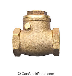 Bronze swing check valve (non return valve) for sanitary,...