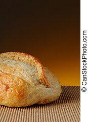 brood, warme, achtergrond, brood