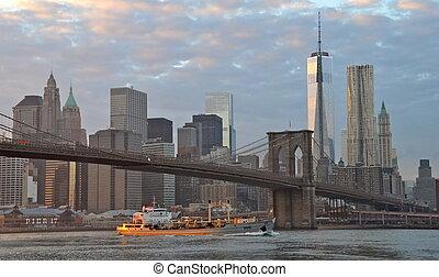 brooklyn γέφυρα , νέα υόρκη , η π α