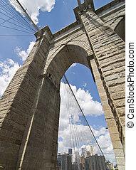 Brooklyn Bridge Architecture