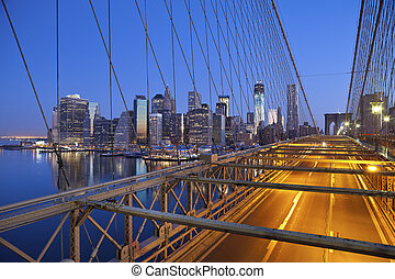 brooklyn, bridge.